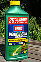I prefer liquid versus granular herbicides primarily because it allows you to put herbicide only on the weeds you're trying to control versus covering the entire lawn.